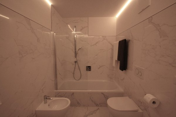 Photo of the bathroom Apartments Pera Ciaslat