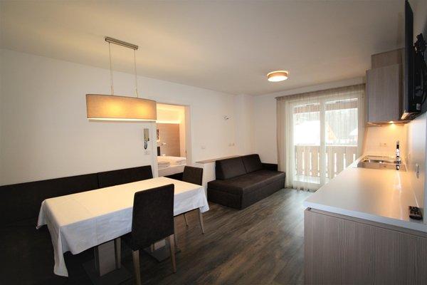 Foto della cucina Appartamenti Pera Ciaslat