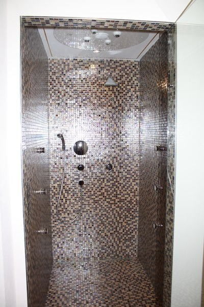 Foto del bagno Appartamenti Pera Ciaslat