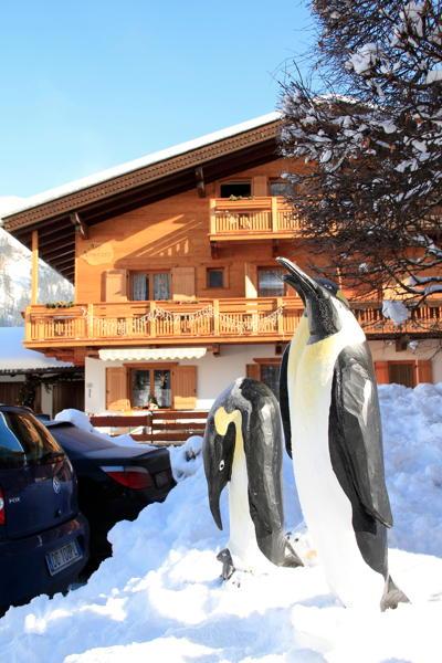 Photo exteriors in winter Pfeifhofer Annemarie
