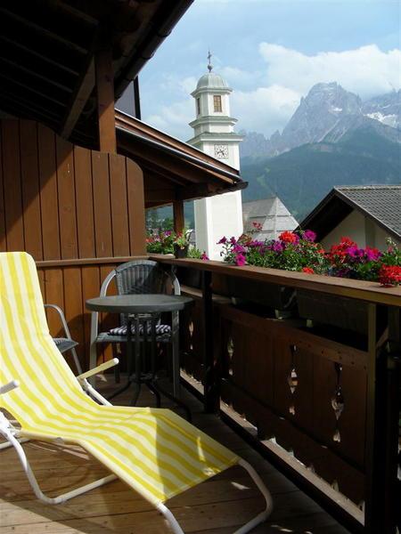 Photo of the balcony Pfeifhofer Annemarie
