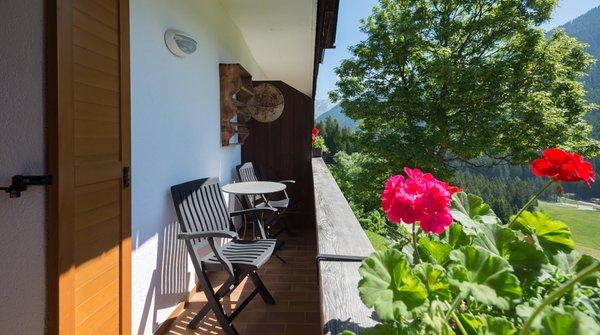 Foto vom Balkon Ai Sanc'