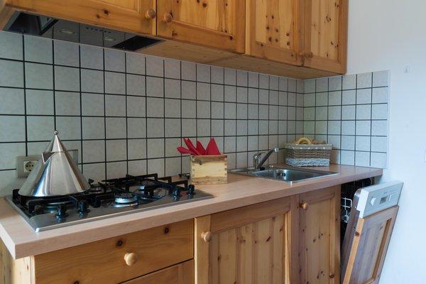 Foto der Küche Ai Sanc'