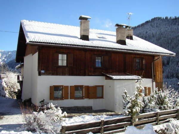 Winter Präsentationsbild Ai Sanc' - Ferienwohnungen 3 Sonnen