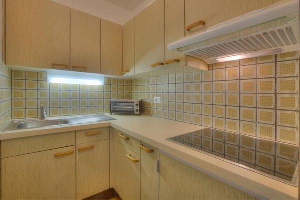 Foto der Küche Haus Albertini