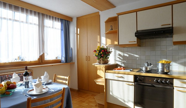 Photo of the kitchen Vajolet