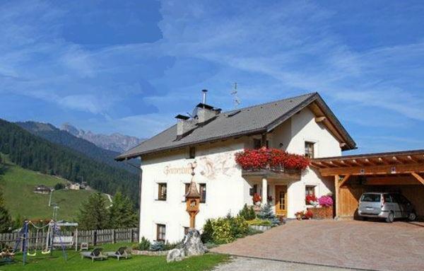 Foto estiva di presentazione Appartamenti Sonnenburg