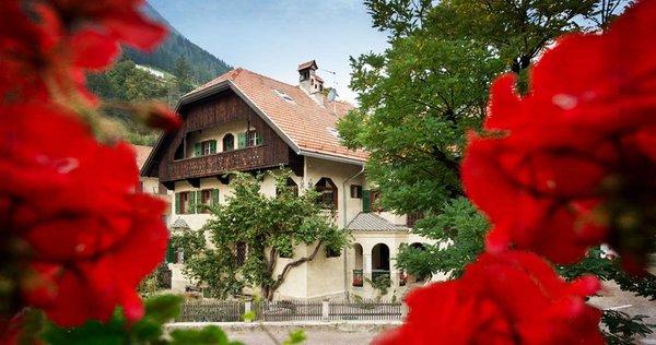Foto Außenansicht im Sommer Villa Frenes