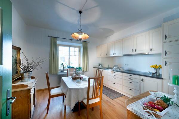 Foto der Küche Villa Frenes