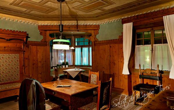 Die Gemeinschaftsräume Ferienwohnungen Villa Frenes