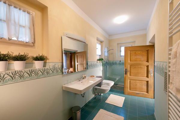 Foto vom Bad Ferienwohnungen Villa Frenes