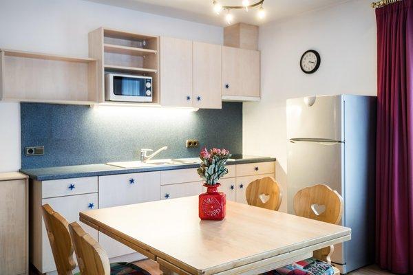"""Foto della cucina """"Corvara"""" Apartments"""