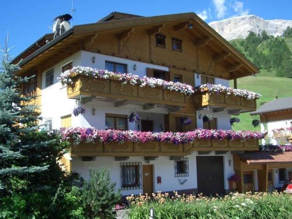 Summer presentation photo Chalet Brigitte - Rooms + Apartments