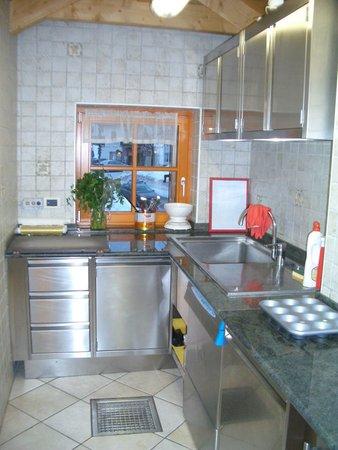 Foto della cucina Chalet Heidi