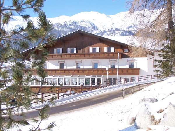 Foto invernale di presentazione Etschquelle - Hotel 3 stelle