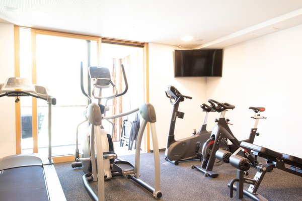 Photo of the fitness area Hotel Traube Post