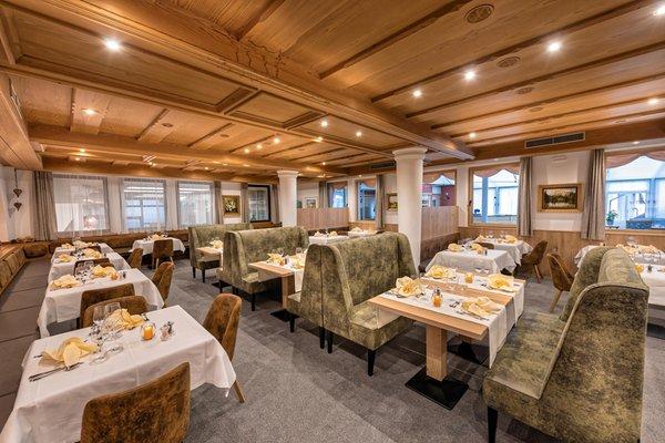 Il ristorante Resia Zum Mohren