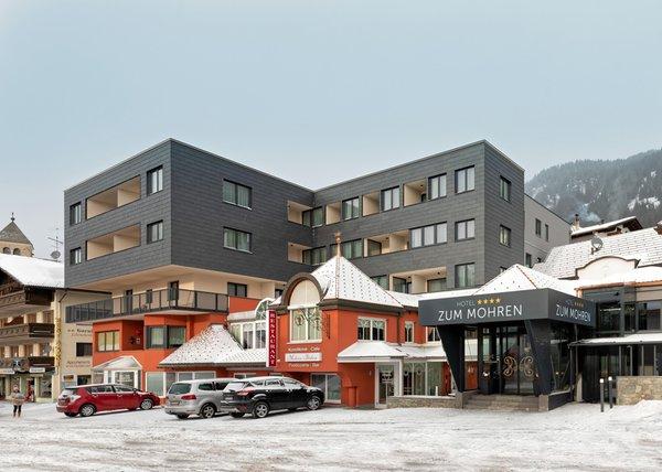 Foto invernale di presentazione Hotel Zum Mohren
