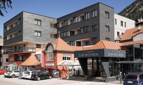 Foto estiva di presentazione Hotel Zum Mohren