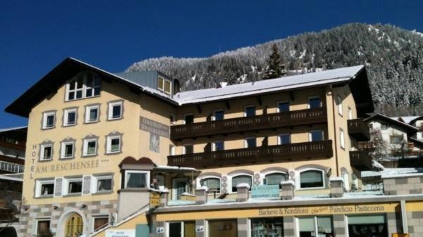 Foto invernale di presentazione Am Reschensee - Hotel 3 stelle