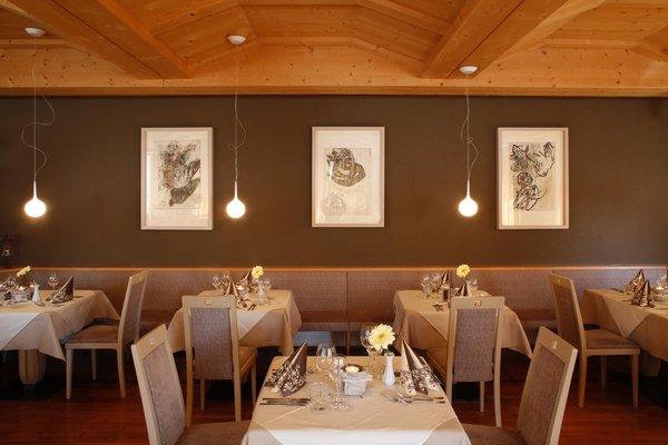 Il ristorante Resia Am Reschensee