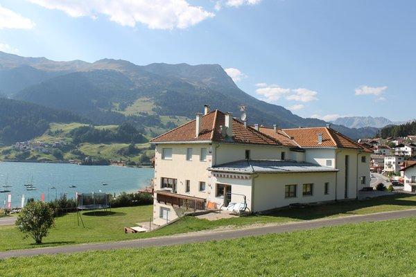 Sommer Präsentationsbild Garni + Residence Alpenstern