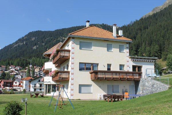 Foto Außenansicht im Sommer Alpenstern