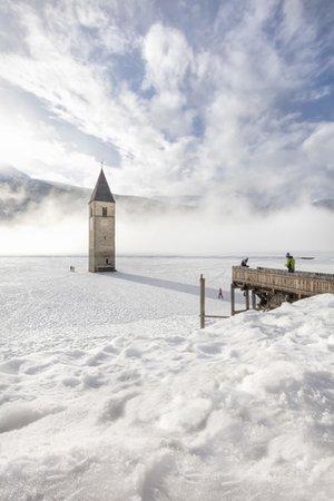 Bildergalerie Vinschgau Winter