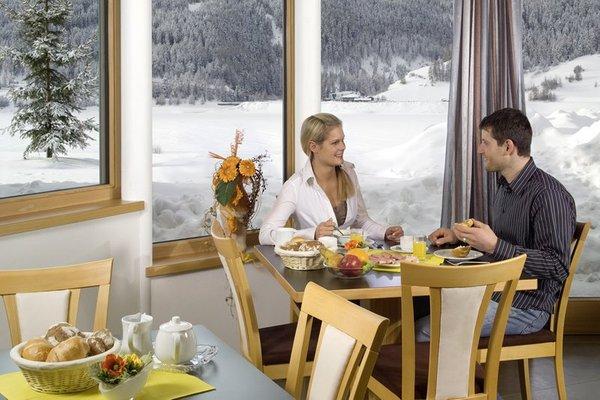 Das Frühstück Garni + Residence Alpenstern