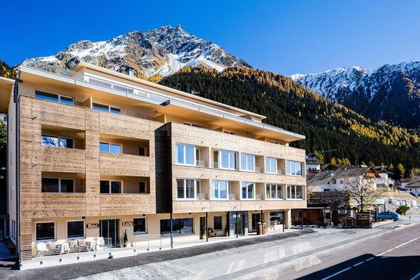 Foto invernale di presentazione Edelweiß - Hotel 3 stelle sup.