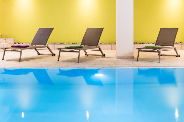La piscina Edelweiß - Hotel 3 stelle sup.