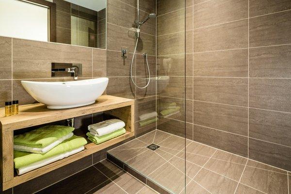 Foto del bagno Hotel Edelweiß