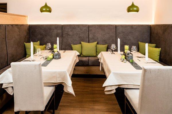 Il ristorante Resia Edelweiß
