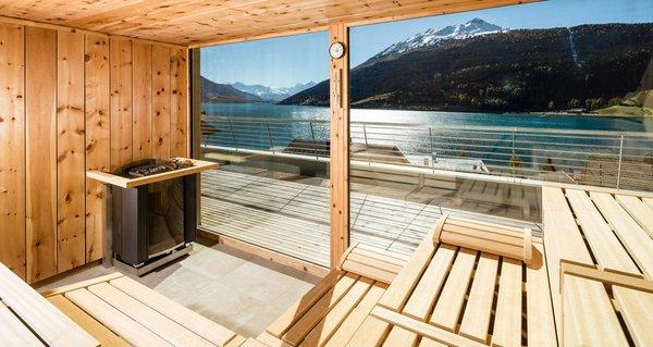 Foto della sauna Resia