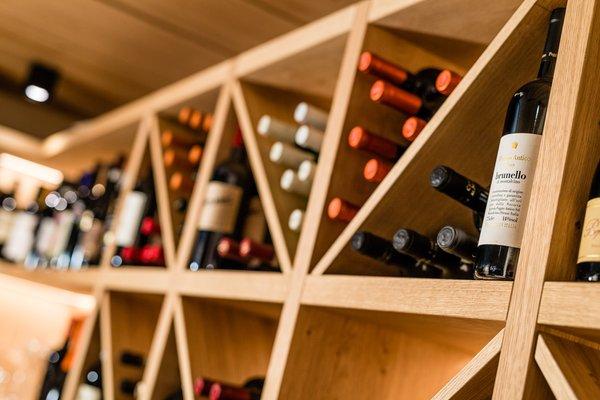 La cantina dei vini Resia Edelweiß