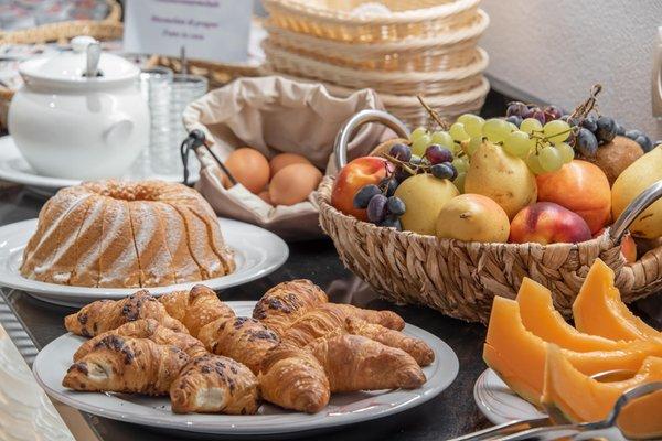 La colazione Hotel Theiner