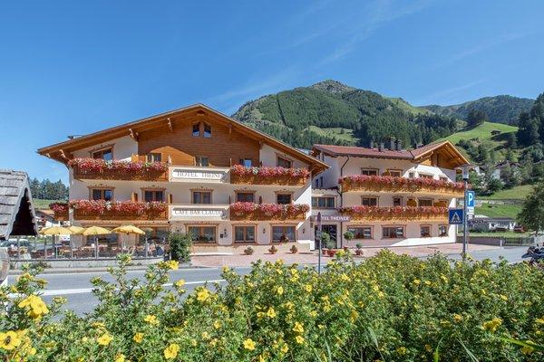 Foto estiva di presentazione Hotel Theiner