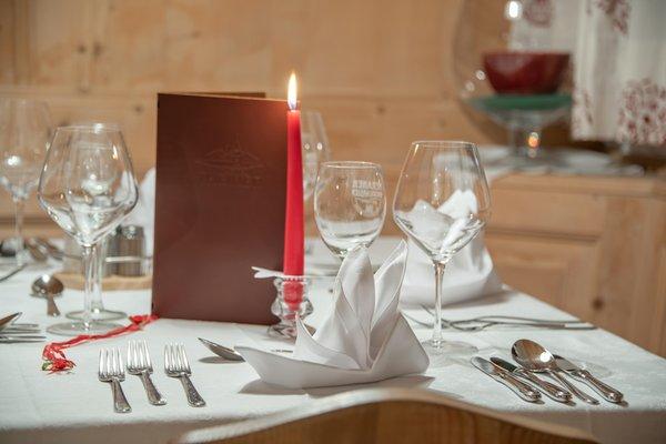 Il ristorante Curon (Val Venosta) Theiner