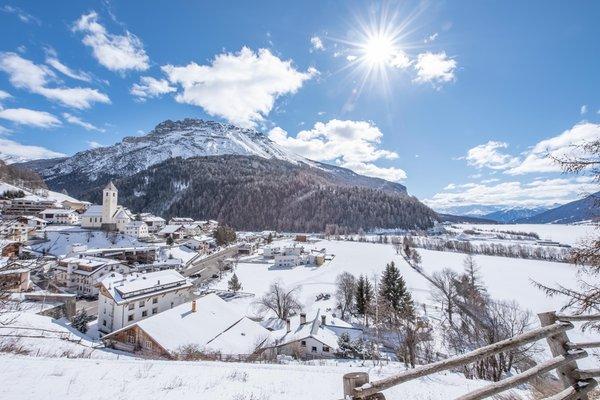 Gallery Curon (Val Venosta) inverno