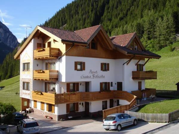 Summer presentation photo Ciasa Felicita - Apartments 2 suns