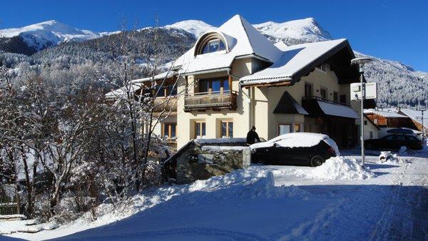 Foto invernale di presentazione Egart - Appartamenti 3 soli