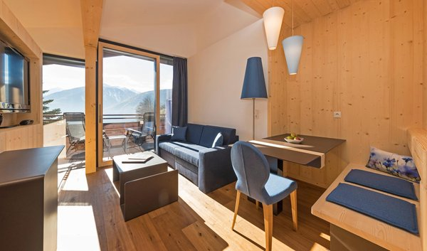 La zona giorno Aparthotel Maraias – Luxury Suites & Apartments