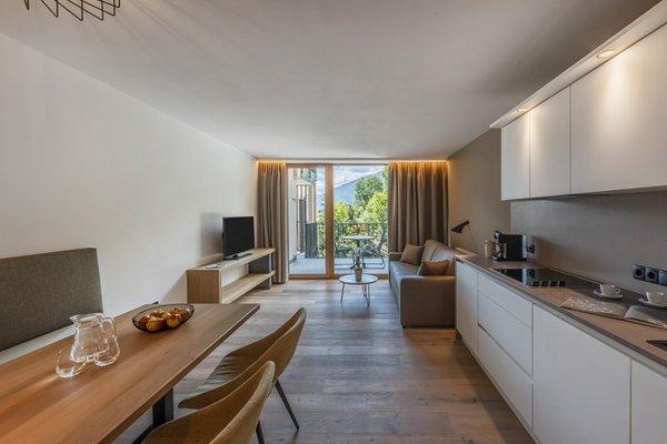 Foto della cucina Aparthotel Maraias – Luxury Suites & Apartments