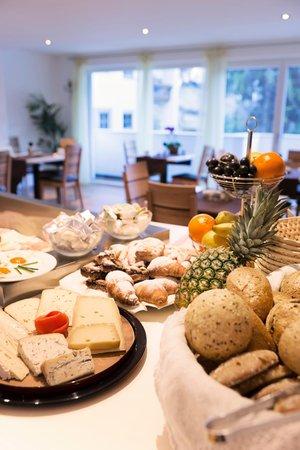 Das Frühstück St. Stefan - Garni-Hotel + Ferienwohnungen 3 Sterne