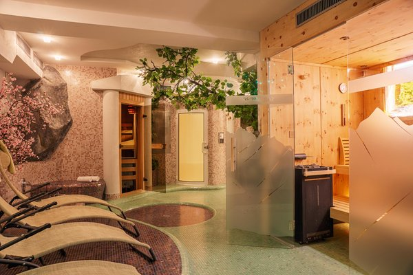 Foto del wellness Lapis Monti - Apartments & Suites