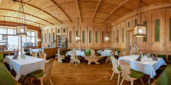 Il ristorante Malles Iris