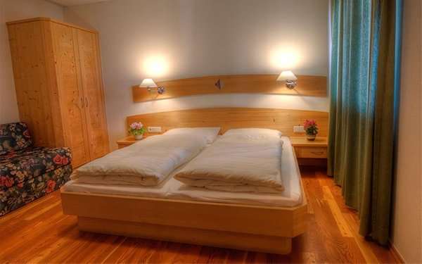 Foto della camera Appartamenti in agriturismo Montecinhof