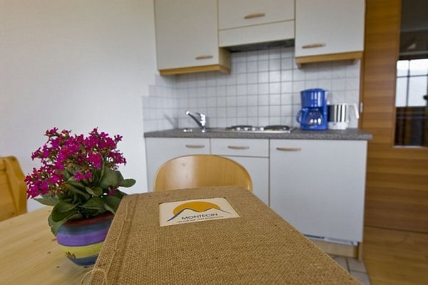 Foto della cucina Montecinhof