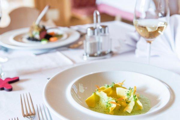 Ricette e proposte gourmet Saldur Small Active Hotel