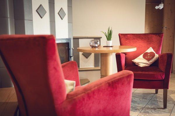 Le parti comuni Saldur Small Active Hotel